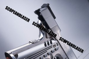 Scopeandlaser - Airsoft Surgeon Infinty Silver Single Stack